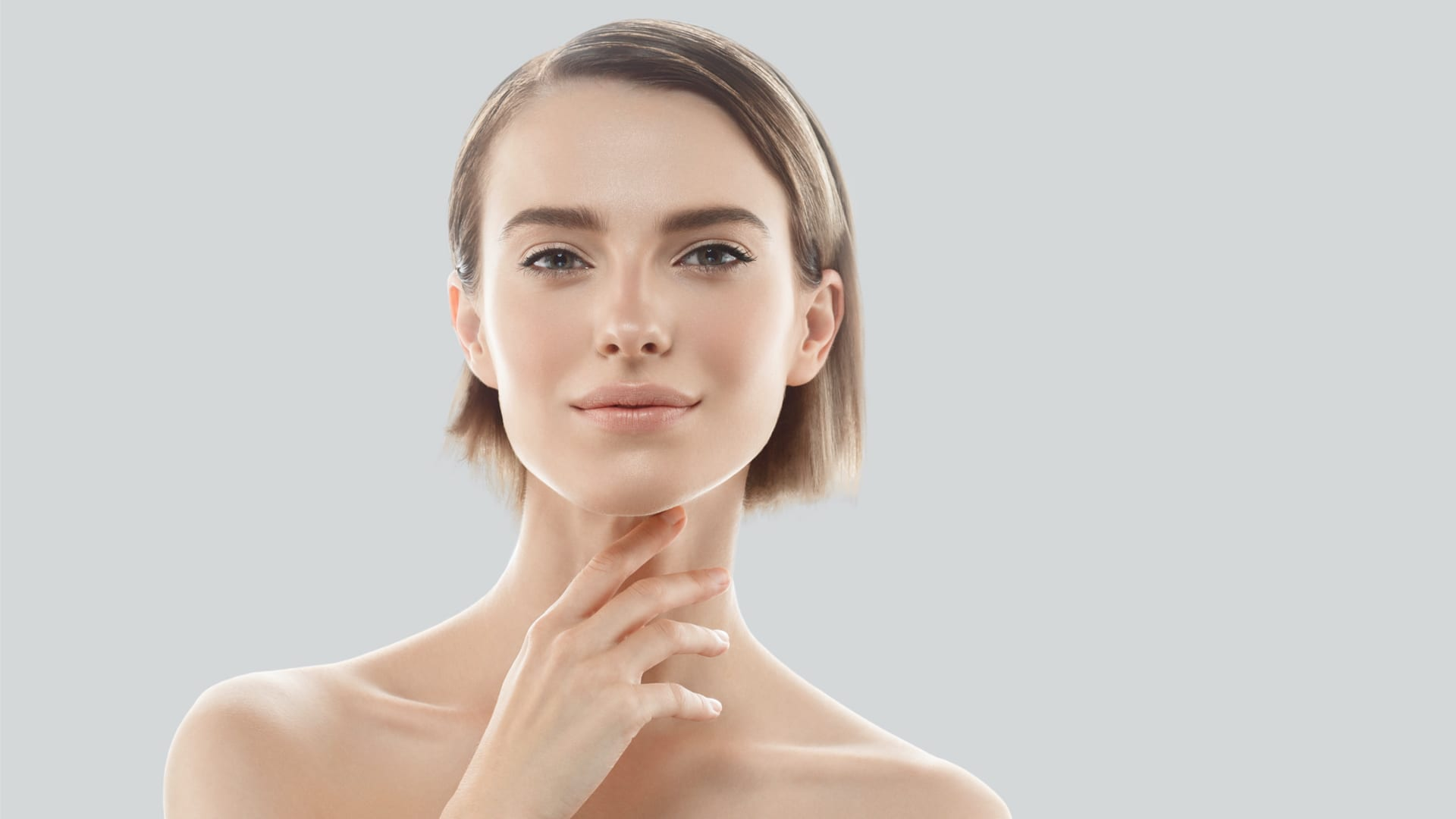 How to fight loss of tone in the face, neck and décolleté.